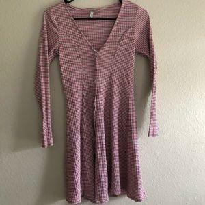 Striped ASOS Dress